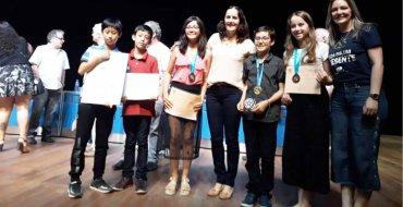 EIC ganha Medalha de Ouro na ORM