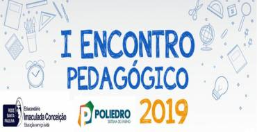 I Encontro Pedagógico Poliedro – EIC