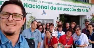 EIC participa do V Congresso Nacional de Educação da ANEC