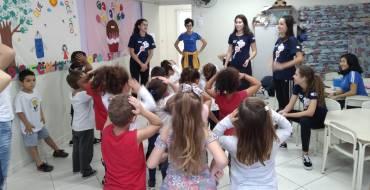Projeto Voluntariado Jovens em Ação – Ensino Médio