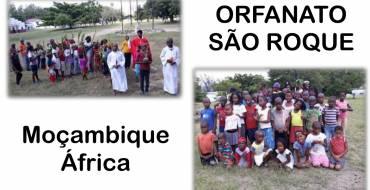 Brechó Solidário – Orfanato São Roque/África