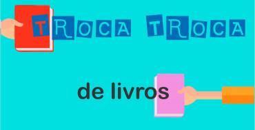 TROCA-TROCA DE LIVROS