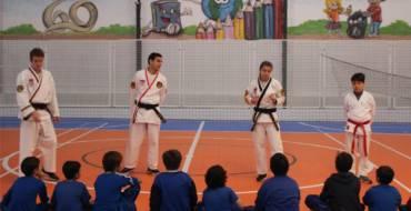 Taekwondo – defesa pessoal e prevenção contra o Bullying