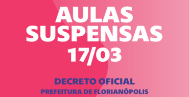 AULAS SUSPENSAS
