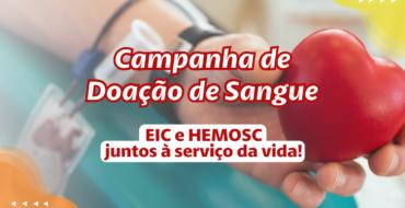 Campanha de Doação de Sangue 2020